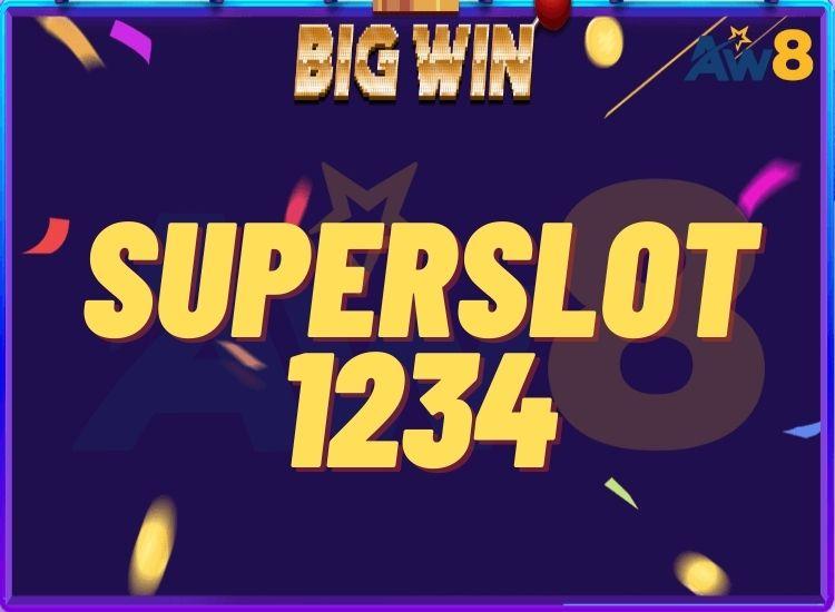 SUPERSLOT1234