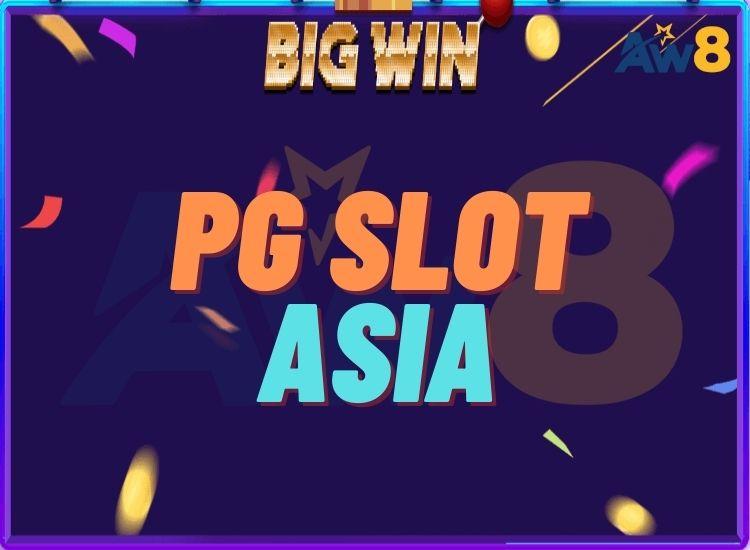 PG SLOT asia