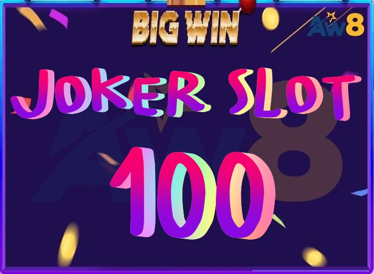JOKER SLOT 100
